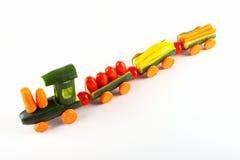 Komkommertrein Stock Foto