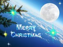 Komma för jul Royaltyfria Foton