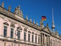 Kommandanthaus Lizenzfreie Stockbilder