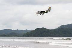 kommande landning Royaltyfria Bilder