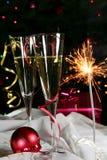 kommande nytt år Royaltyfri Fotografi
