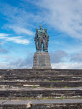 Kommando-Denkmal in Spean-Brücke Schottland Stockfotografie