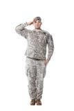Kommandosoldat för USA-armé fotografering för bildbyråer