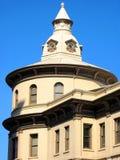 Kommersiell byggnad royaltyfri foto