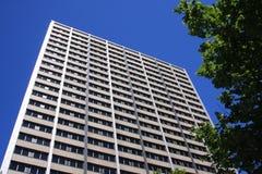 Kommersiell kontorsbyggnad Arkivfoton