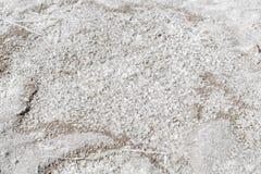 Kommersiell produktion av salt Royaltyfri Foto
