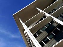 kommersiella byggnader Arkivbild