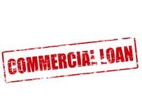 Kommersiellt lån vektor illustrationer