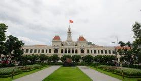 Kommitté Saigon Vietnam för folk s Arkivbild