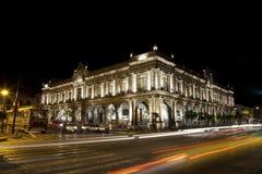 Kommunal precidense i Guadalajara arkivbilder