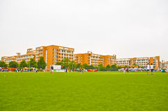 kommunal skola Royaltyfria Foton