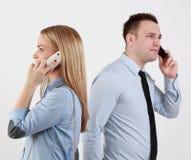 Kommunikation Lizenzfreies Stockfoto