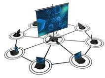Kommunikation Lizenzfreie Stockbilder
