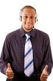 Kommunikation betriebsbereit lizenzfreies stockbild