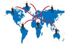 Kommunikationen Lizenzfreie Stockfotos