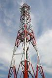 Kommunikationen Antenne Lizenzfreies Stockfoto