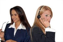 Kommunikationen III Stockfoto