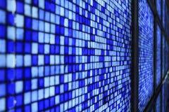 Kommunikationen und Daten Lizenzfreies Stockfoto