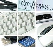 Kommunikationen und Technologie Lizenzfreies Stockbild