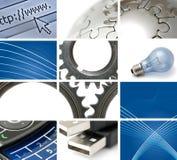 Kommunikationen und Technologie Lizenzfreie Stockfotos
