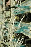 Kommunikations-Leitungen Lizenzfreies Stockbild
