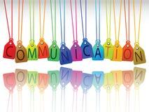 Kommunikationsmarken Lizenzfreie Stockfotografie