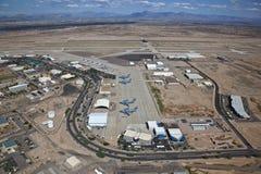 Kommunikationsrechner-Flughafen Lizenzfreie Stockbilder