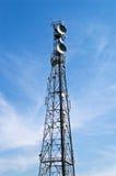kommunikationstorn Arkivfoto