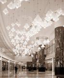 komnata wejściowej centrum handlowe obrazy royalty free