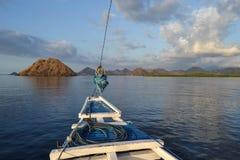 Komodo, Ινδονησία Στοκ εικόνες με δικαίωμα ελεύθερης χρήσης