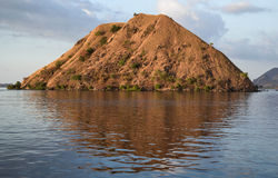 Komodo, Ινδονησία Στοκ φωτογραφία με δικαίωμα ελεύθερης χρήσης