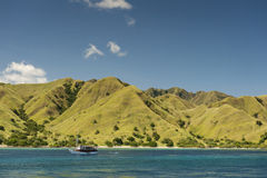 Komodo island Royalty Free Stock Photography