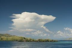 Komodo island Royalty Free Stock Photos