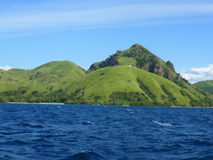 Komodo. Is one of the 17,508 islands that compose the Republic of Indonesia. The island is particularly notable as the habitat of the  dragon, the largest stock images