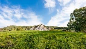 Komolithi geological phenomenon Stock Photos