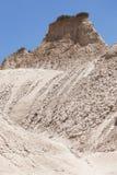 Komolithi geological phenomenon at Potamida in Crete. Greece Royalty Free Stock Photo