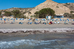 Komos Beach Royalty Free Stock Photography