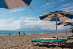 Komos Beach Royalty Free Stock Images