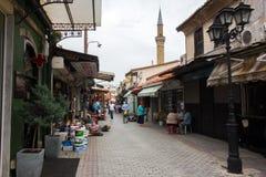 Komotini city - Greece Stock Images