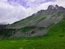 Komovi mountain stock image