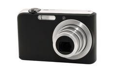 kompakt digital isolerad white för kamera Fotografering för Bildbyråer