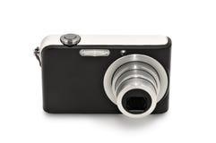 kompakt digital isolerad white för kamera Royaltyfri Bild