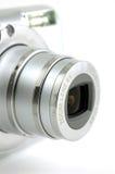 kompakt digital lins för kamera Arkivfoto