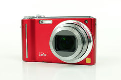 kompakt digitalt för kamera Arkivfoton