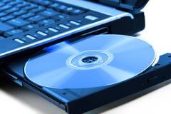 kompakt disk Arkivbilder