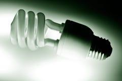 kompakt fluorescerande för kula Royaltyfria Foton