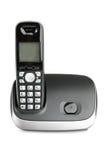 kompakt sladdlös telefon Royaltyfri Bild