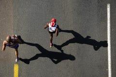 Kompanu Maraton 2010 Obraz Royalty Free