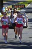 Kompanu Maraton 2010 - Dama wierzchołek dwa Zdjęcia Stock