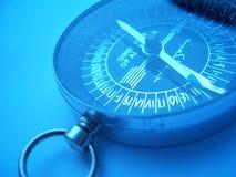 Kompas 003 Royalty-vrije Stock Fotografie